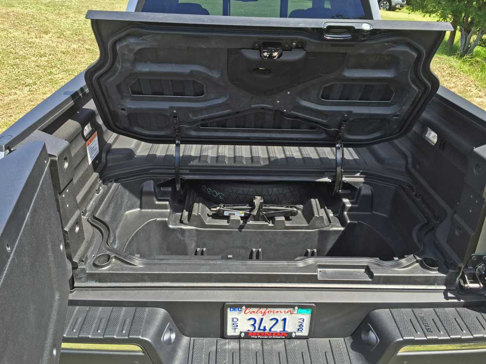 Image Result For Honda Ridgeline Load Capacity