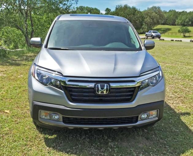 Honda-Ridgeline-Nose