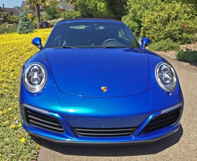 Porsche-911-Carrera-S-Cab-Nose