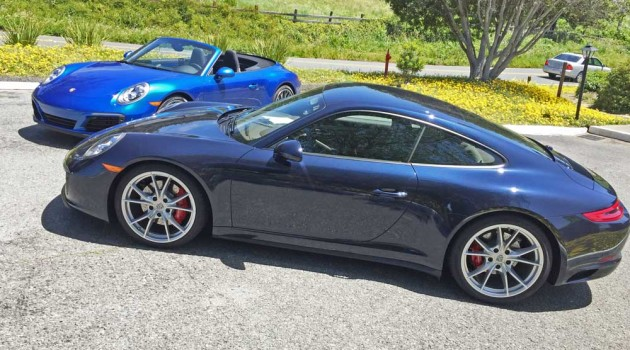 2017 Porsche 911 Carrera and Carrera S Test Drive