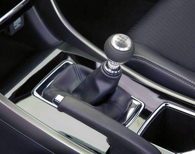 2016 Honda Accord coupe shifter
