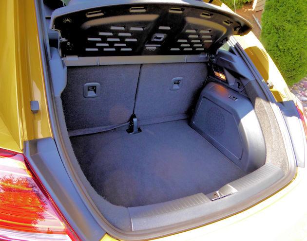 2016 Volkswagen Dune cargo