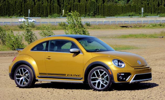 2016 Volkswagen Dune front q