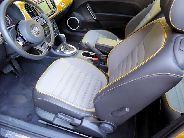 2016 Volkswagen Dune interior