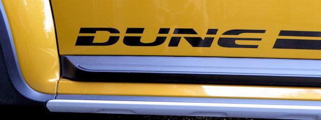 2016 Volkswagen Dune logo