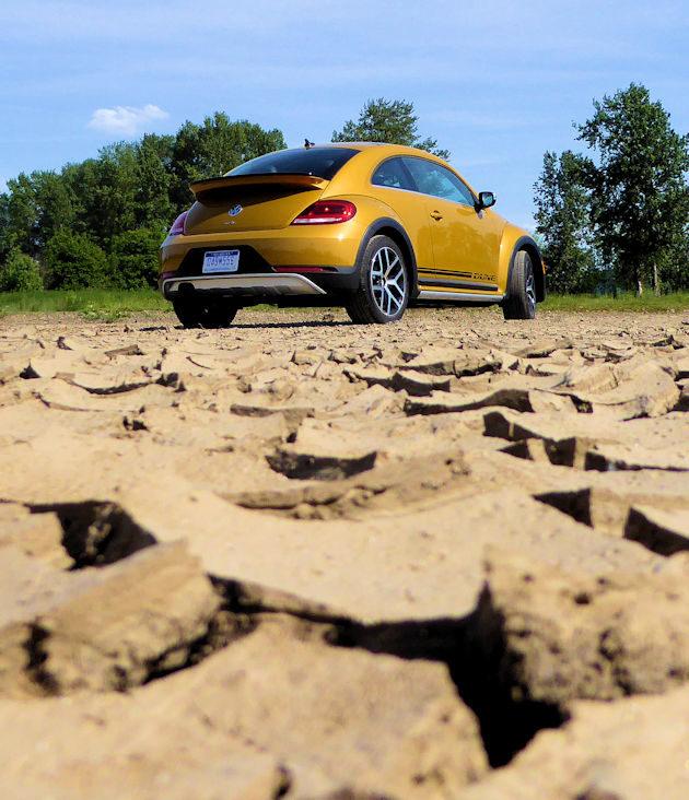 2016 Volkswagen Dune rear q