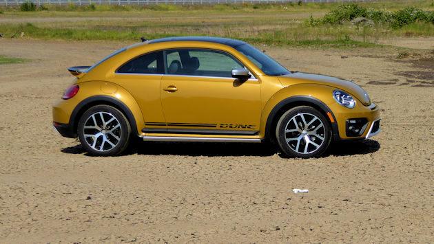 2016 Volkswagen Dune side