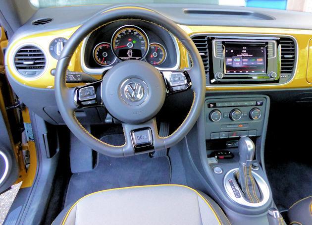 2016 Volkswagen dash