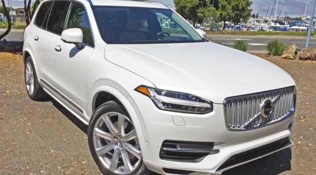 2016 Volvo XC90 T8 Inscription Plug-In Hybrid Test Drive