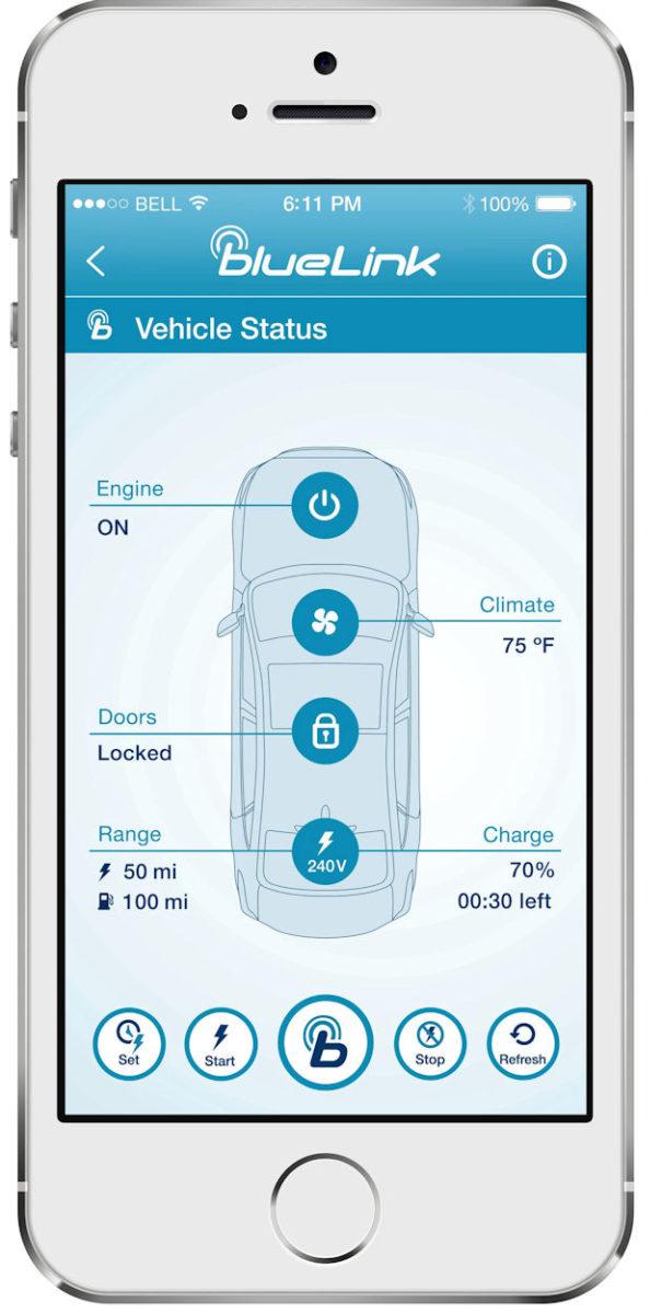 2016 Hyundai Sonata Plug-in BlueLink
