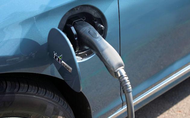 2016 Hyundai Sonata Plug-in plug