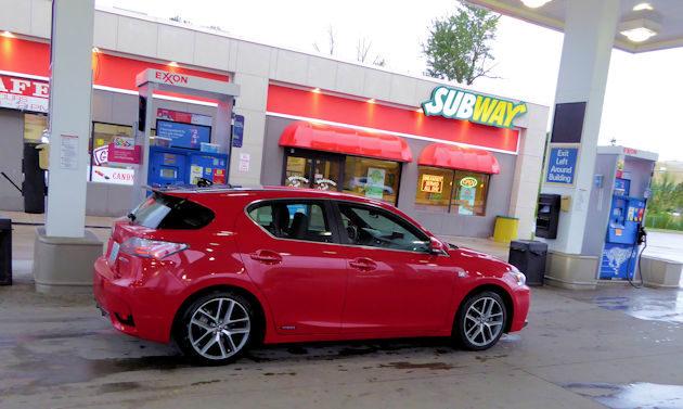 2016 Lexus CT 200h trst q