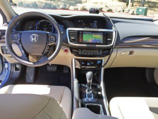 Honda Accord Hybrid Dsh