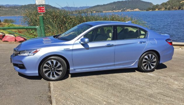Honda Accord Hybrid LSD