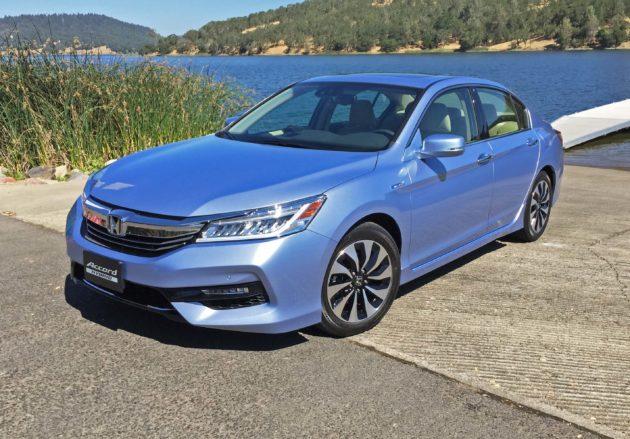 2017 honda accord hybrid touring a classy midsize hybrid sedan marks ...