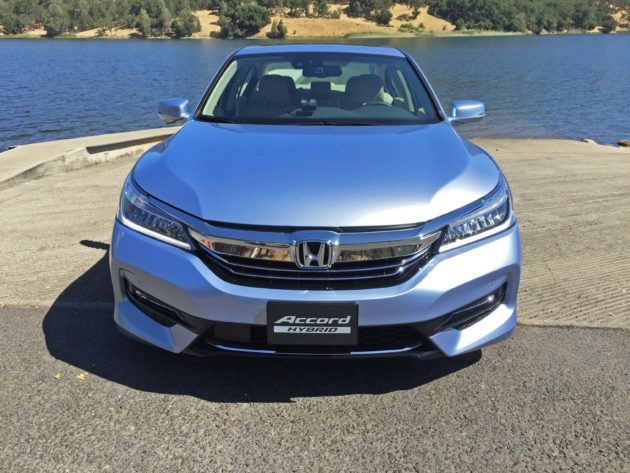 Honda Accord Hybrid Nose