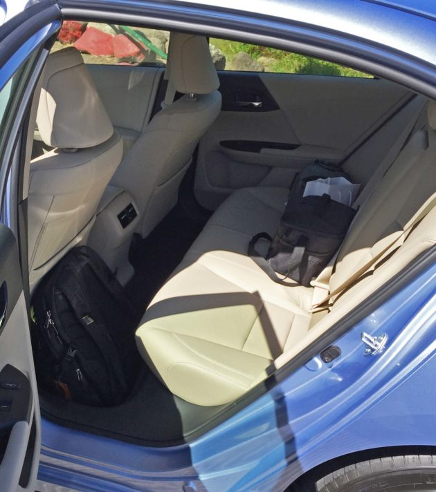 Honda Accord Hybrid RInt