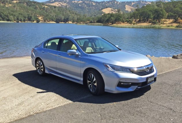Honda Accord Hybrid RSF