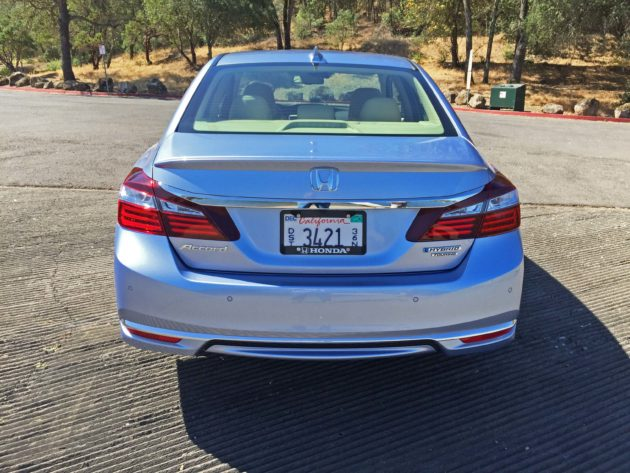 Honda Accord Hybrid Tail