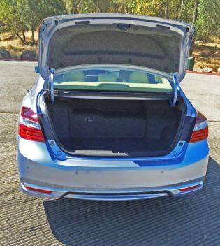 Honda Accord Hybrid Trnk
