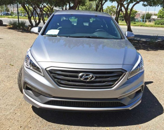 Hyundai-Sonata-Sport-Nose