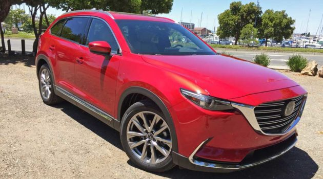 2016 Mazda CX-9 Grand Touring FWD Test Drive