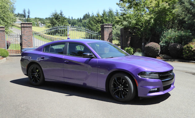 2016 Dodge Charger front q2