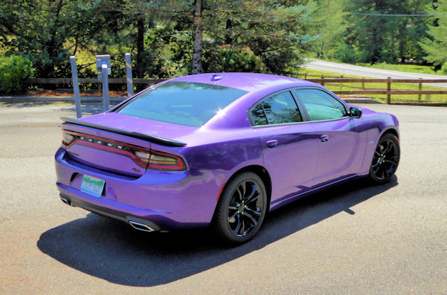 2016 Dodge Charger rear q 2