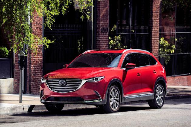 2016 Mazda CX-9 fron 2t