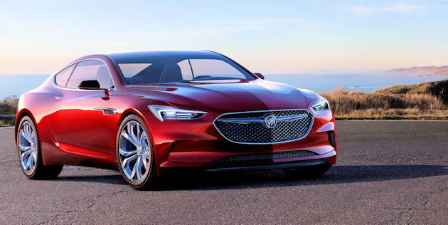 Buick Avista Takes Top Honors at 15th North American Concept Vehicle Awards