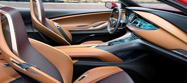 Buick Avista - 2016 North American Concept  of the Year