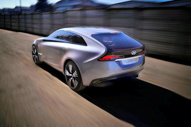 Hyundai Ioniq Concept