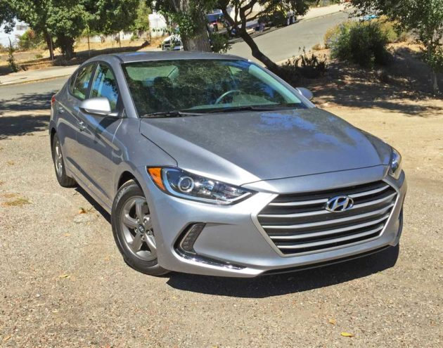 2017 Hyundai Elantra ECO Sedan Test Drive