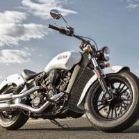 2016 Indian Scout Sixty Test Ride