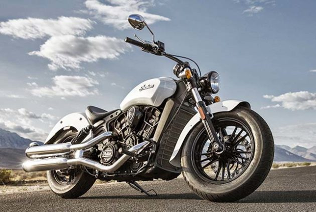 Indian Scout 60 RSF