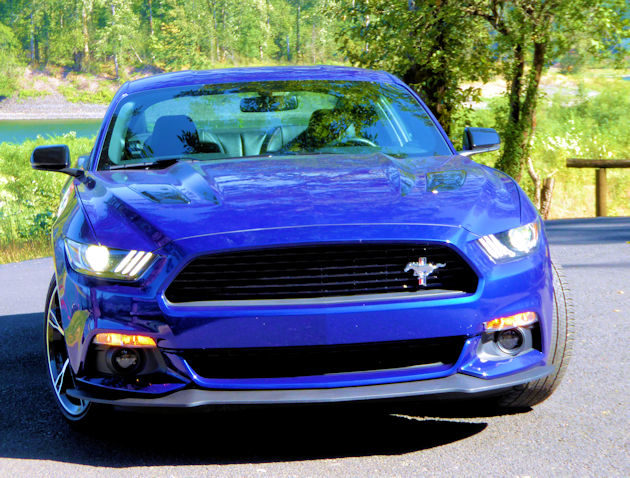 2016 Ford Mustang GT Coupe Test Drive