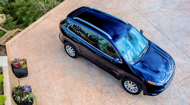 2016 Jeep Cherokee Overland Test Drive