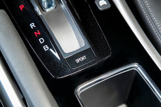 2017 Honda Accord Hybrid Test Drive Nikjmiles Com