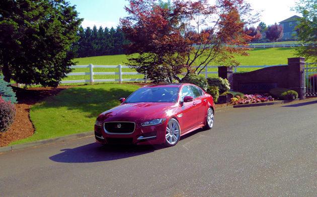 2017 Jaguar XE Test Drive