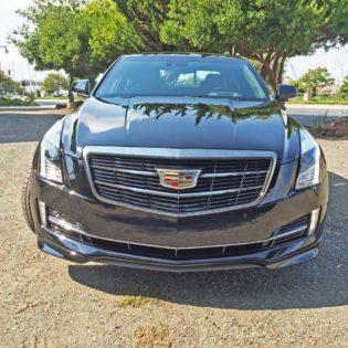 Cadillac-ATS-2.0T-Nose