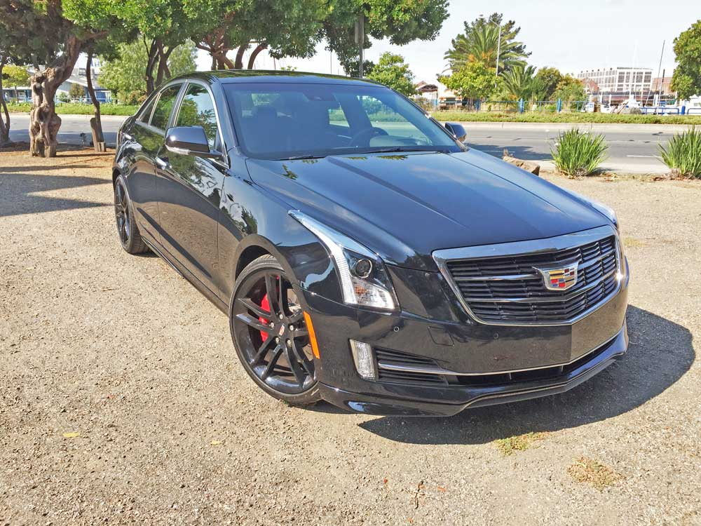 2016 cadillac ats 2 0t premium rwd sedan test drive our auto expert. Black Bedroom Furniture Sets. Home Design Ideas