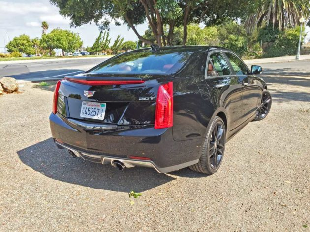 2016 Cadillac Ats 2 0t Premium Rwd Sedan Test Drive Our Auto Expert