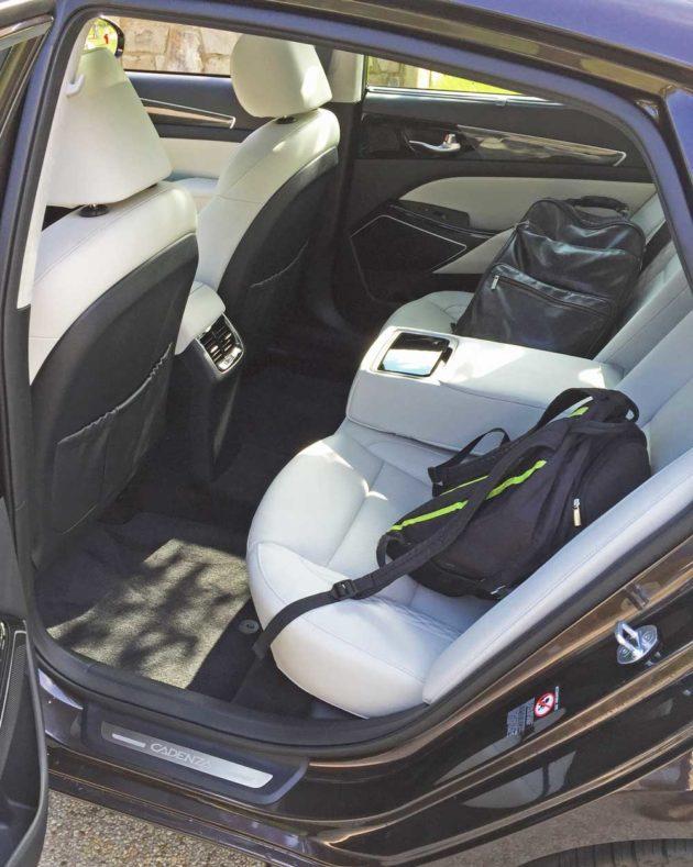 2017 Kia Cadenza Sxl Limited Sedan Test Drive