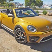 2017 Volkswagen Beetle Dune Convertible Test Drive