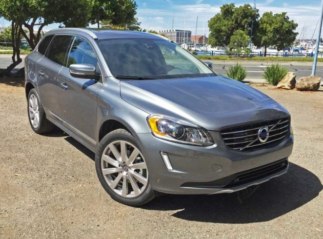 2017 Volvo XC60 T6 AWD Inscription Test Drive