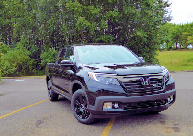 Image Result For Honda Ridgeline Ground Clearance