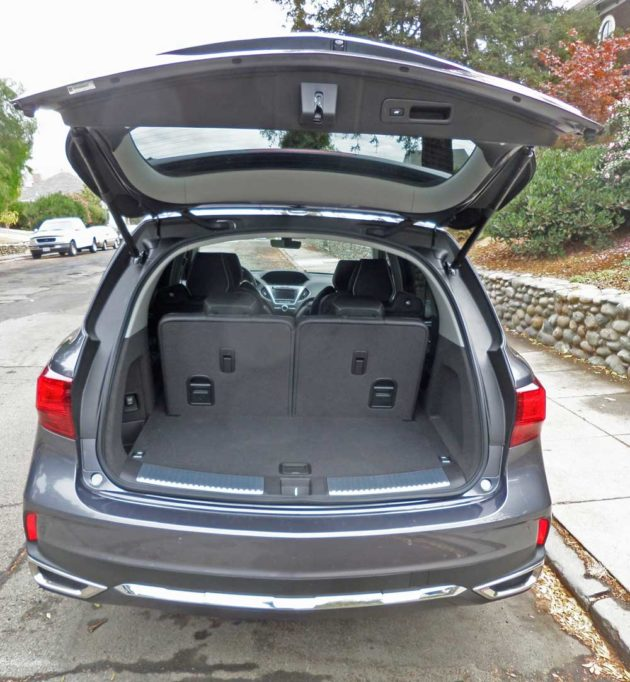 2016 Acura MDX Advance SH-AWD Test Drive