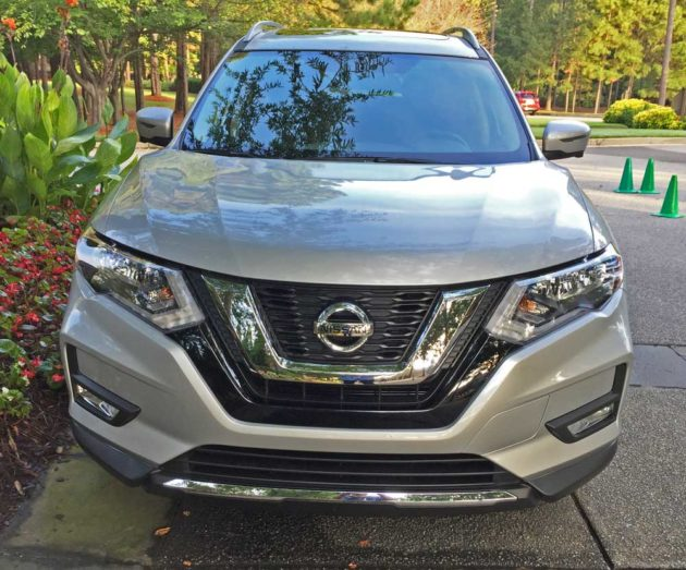 nissan-rogue-hybrid-nose