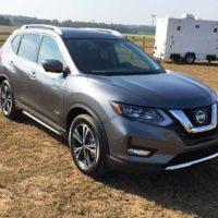 2017 Nissan Rogue Hybrid Test Drive