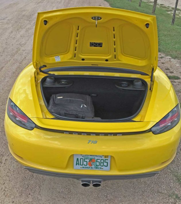 Porsche Boxster Engine Options: 2017 Porsche 718 Boxster Test Drive